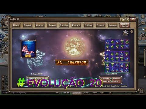 #EVOLUÇÃO 20 / UPEI LV 48, ME DEI BEM?