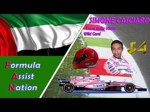 F1 2017 | FA Nation #20 Abu Dhabi | Cavalli Imbizzarriti