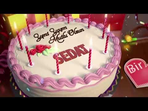İyi ki doğdun SEDAT - İsme Özel Doğum Günü Şarkısı