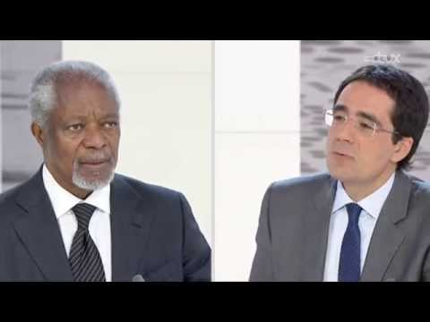Pardonnez-moi - L'interview de Kofi Annan