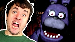 BRINQUEDO ASSASSINO? - Five Nights At Freddy