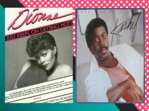 Reservations for Two - Dionne Warwick & Kashif 1987