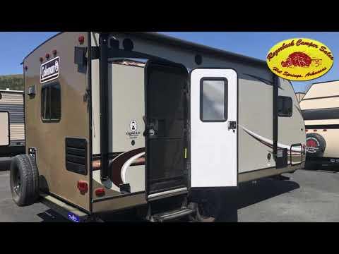 used-2017-coleman-camper-trailer-for-sale-in-hot-springs,-ar-|-razorback-camper-sales