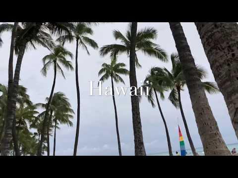 Oahu - Hawaii Travel Diary 4K