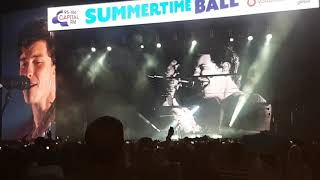 Shawn Mendes - There's Nothing Holdin' Me Back  - Capital Summertime Ball 2018