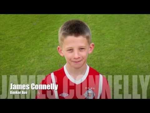 liverpool schoolboys presentation film u11s 2012/13 season with kenzy oneill