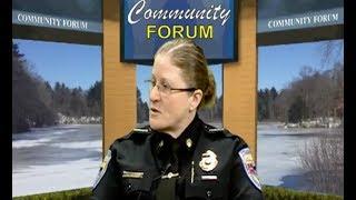 Community Forum  - Stoughton Police Chief McNamara