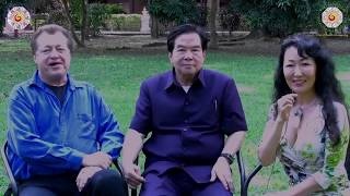 Mantak Chia, Charles Muir Meeting of the Masters with Solla Pizzuto Part 9
