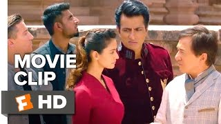 Kung-Fu Yoga Movie CLIP - Temple of Thuban (2017) - Jackie Chan Movie