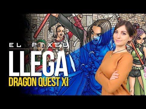 Llega DRAGON QUEST XI   El Píxel