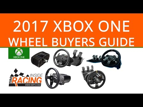 2017 Xbox One Steering Wheel Buyers Guide
