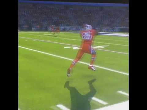 Bills VS Broncos