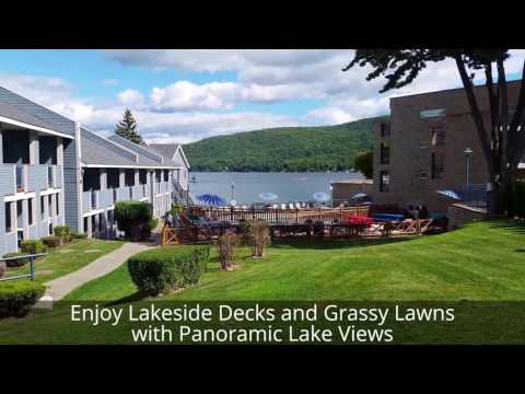 Welcome to Surfside on the Lake Hotel and Suites | Lake George, NY