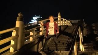 2015/11/07 福知山城公園にて.