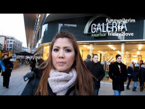 Shopping in Frankfurt Teil 1