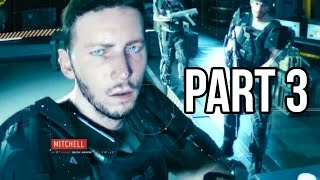 Call of Duty Advanced Warfare Gameplay Walkthrough - Part 3 - Mission 3: Traffic (PS4 1080p HD)
