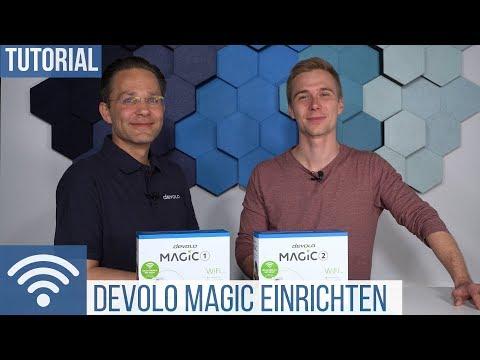 devolo-magic-einrichtung-&-funktionen-erklärt:-schnelles-wlan-im-ganzen-haus-(werbung)
