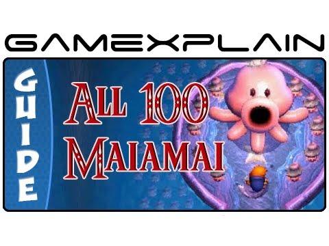 Zelda: A Link Between Worlds - All 100 Maiamai Locations (Guide & Walkthrough)