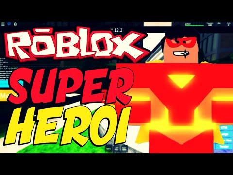 Roblox – Vida de Super Herói (Super Hero Life)