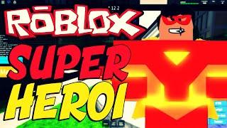 Roblox-Life superhero (Super Hero Life)