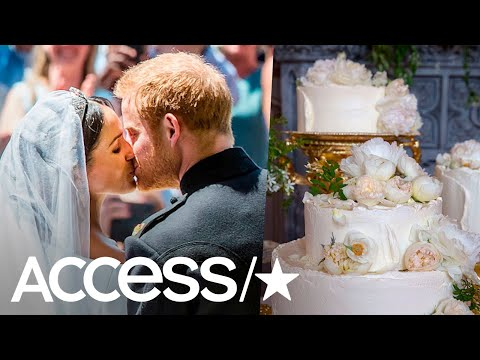 5 Key Details About Prince Harry & Meghan Markle's Lunchtime Wedding Reception   Access