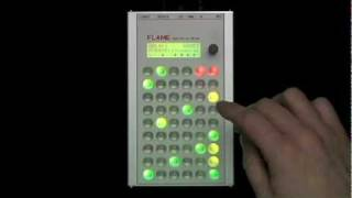 SIX-IN-A-ROW MIDI-Phrase Sequencer Tutorial Part1 english