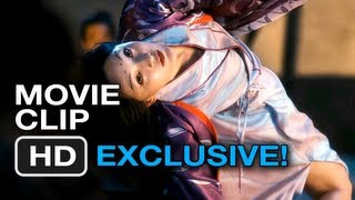 Painted Skin: The Resurrection EXCLUSIVE Movie CLIP - The Seductress - Martial Arts (2012) HD
