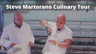 Culinary Tour of Steve Martorano's Kitchen at Paris Las Vegas