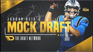 2021 NFL Mock Draft: Jordan Reid 1.0