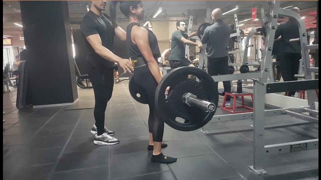 Kala Beastmode: Deadlift PB 100kg x 5