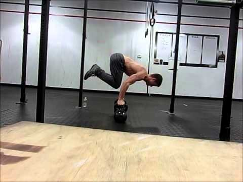 planche push up tutorial