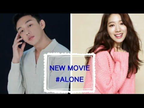 Park Shin Hye's New Movie #ALONE