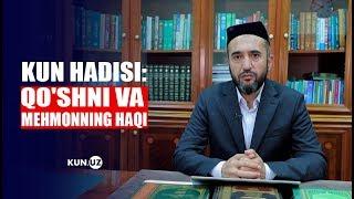 KOMIL IMONNING SHARTLARIDAN BIRI YAXSHI SO'ZNI GAPIRISHDIR