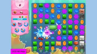Candy Crush Saga Level 932 16 moves no boosters