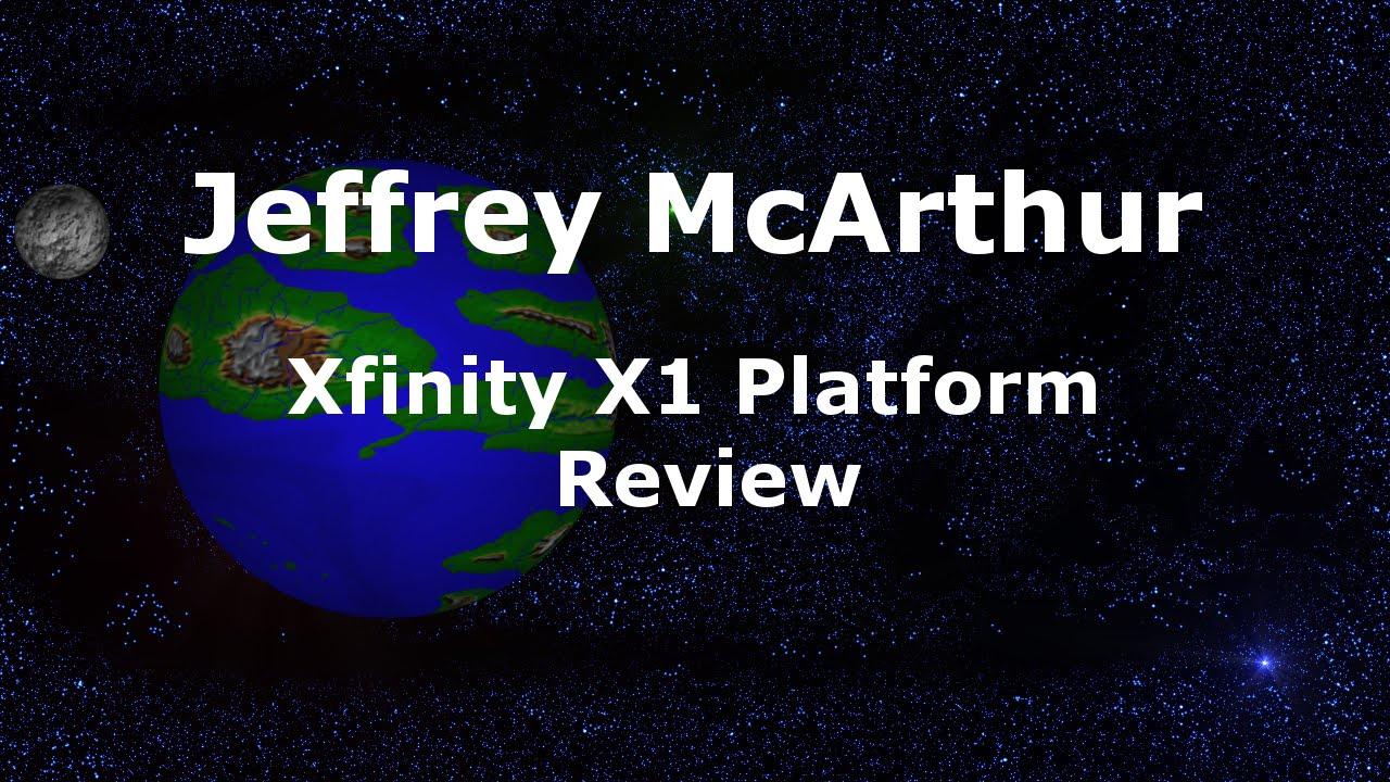 Xfinity X1 Platform Review