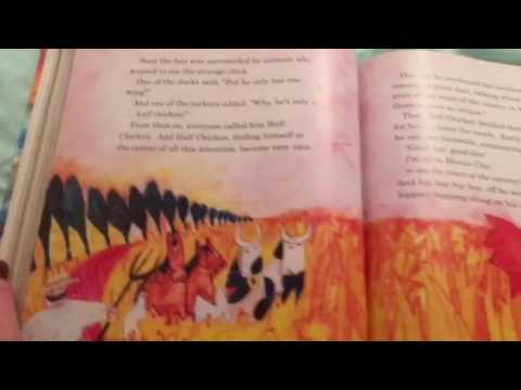 Half Chicken Unit 24 Journeys For 2nd Grade Read Aloud Youtube