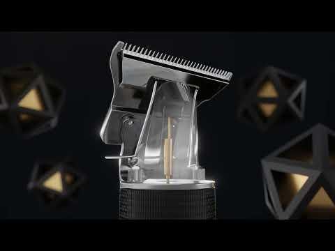 Cortapelo Precision Barber Italian Design