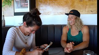 Storytelling with Jalou Langeree, pro Kiteboarder and She Flies