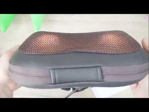 avantek coussin de massage oreiller avis un coussin. Black Bedroom Furniture Sets. Home Design Ideas