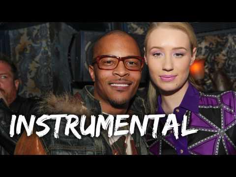 T.I. - No Mediocre feat. Iggy Azalea (Instrumental & Lyrics)