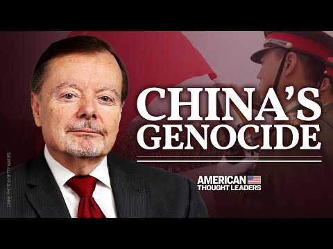 China Committing Genocide in Xinjiang; Building Authoritarian Bloc—USCIRF's Gary Bauer, James Carr