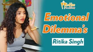 Shalini Pandey and Ritika Singh | Emotional Dilemma's in life |#TipofTheTongue |Coffee in a Chai Cup