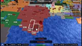 Roblox Territory Conquest Korea gameplay 3