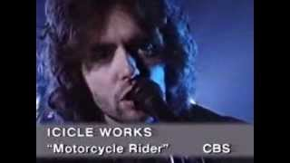 Watch Icicle Works Motorcycle Rider video