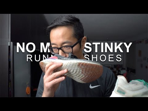 No More Stinky Shoes! OdorKlenz #ad