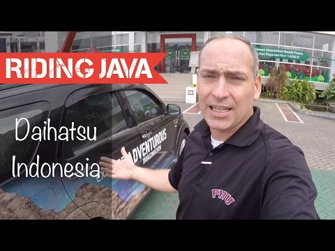 Shopping for a Car in Jakarta