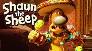 Selamat Hari Tani [Happy Farmer's Day] | Shaun the Sheep | Full Episode | Funny Cartoons For Kids