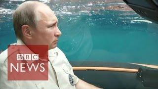 Ukraine crisis: Putin shows who is boss in Crimea - BBC News