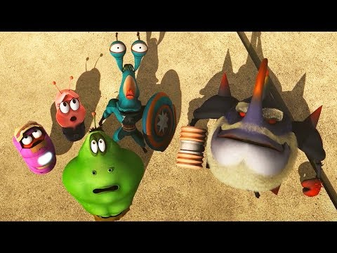 LARVA - LAR-VENGERS | Cartoon Movie| Cartoons For Children | Larva Cartoon | LARVA Official