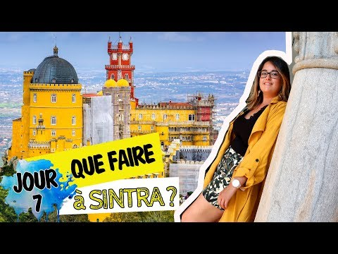 VLOG JOUR 7 : AMAZING DAY TRIP IN SINTRA !!! (Lisbon, PORTUGAL Travel Guide)